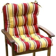 Greendale Home Fashions Outdoor Seat/Back Chair Cushion, Haliwell Multi at Sears.com