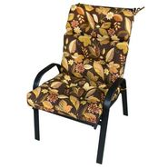 Greendale Home Fashions Outdoor High Back Chair Cushion, Sykworks Russett at Kmart.com