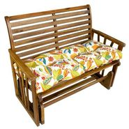 Greendale Home Fashions 46 inch Outdoor Swing/Bench Cushion, Skyworks Multi at Kmart.com