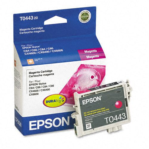Epson  T044320 Inkjet Cartridge, Magenta