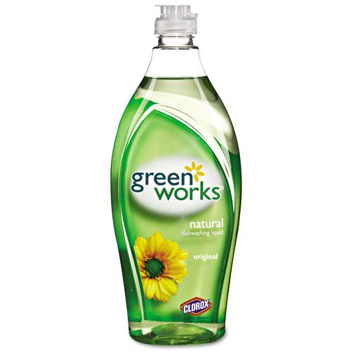 Clorox  Natural Dishwashing Liquid