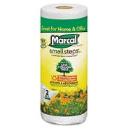 Marcal Paper Towel, 9 x 11, White, 70 Sheets/Roll 15/Ctn at Kmart.com