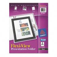Avery Flexi-View Two-Pocket Folders at Sears.com
