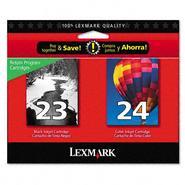 Lexmark 18C1523/18C1524/18C1571/18C1598 Inkjet Cartridge at Kmart.com