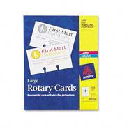 Avery Laser/Ink Jet Rotary Cards at Kmart.com