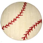 "Fun Time Shape Baseball Size: 39"" Round at Kmart.com"