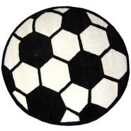 "Fun Time Shape Soccerball Size: 39"" Round at Kmart.com"