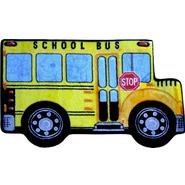 "Fun Time Shape School Bus Size: 31"" x 47"" at Kmart.com"