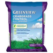 Lebanon Greenview® Crabgrass Control Plus Lawn Food with GreenSmart 22-0-4 with Dimension, 5M at Kmart.com