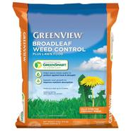 Lebanon Greenview® Broadleaf Weed Control Plus Lawn Feed with Greensmart 22-0-4 with Trimec Ester, 15M at Kmart.com