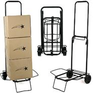 Stalwart Folding Travel Cart - Holds Up To 80 Pounds at Sears.com