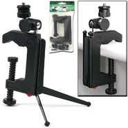 Trademark Tools Swivel Camera Stand - Tripod or Table C-Clamp at Sears.com