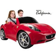 Feber Ferrari California 12v Red at Kmart.com