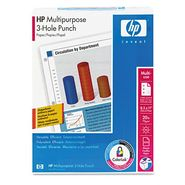 HP 3-Hole Paper, 96 Brightness, 20lb, Letter at Kmart.com
