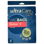 UltraCare Style Y Allergen Filtration Vacuum Bags for Hoover® Upright Vacuums 3 pk at Kmart.com
