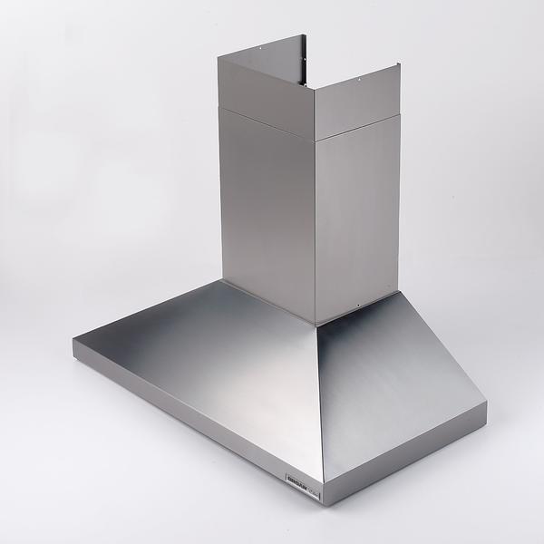 """Broan 614804EX  48"""" Range Hood - Stainless Steel"""