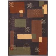 "Shaw Living Reverie Rug Collection 7'8""x10'9"" Pond - Plum at Kmart.com"