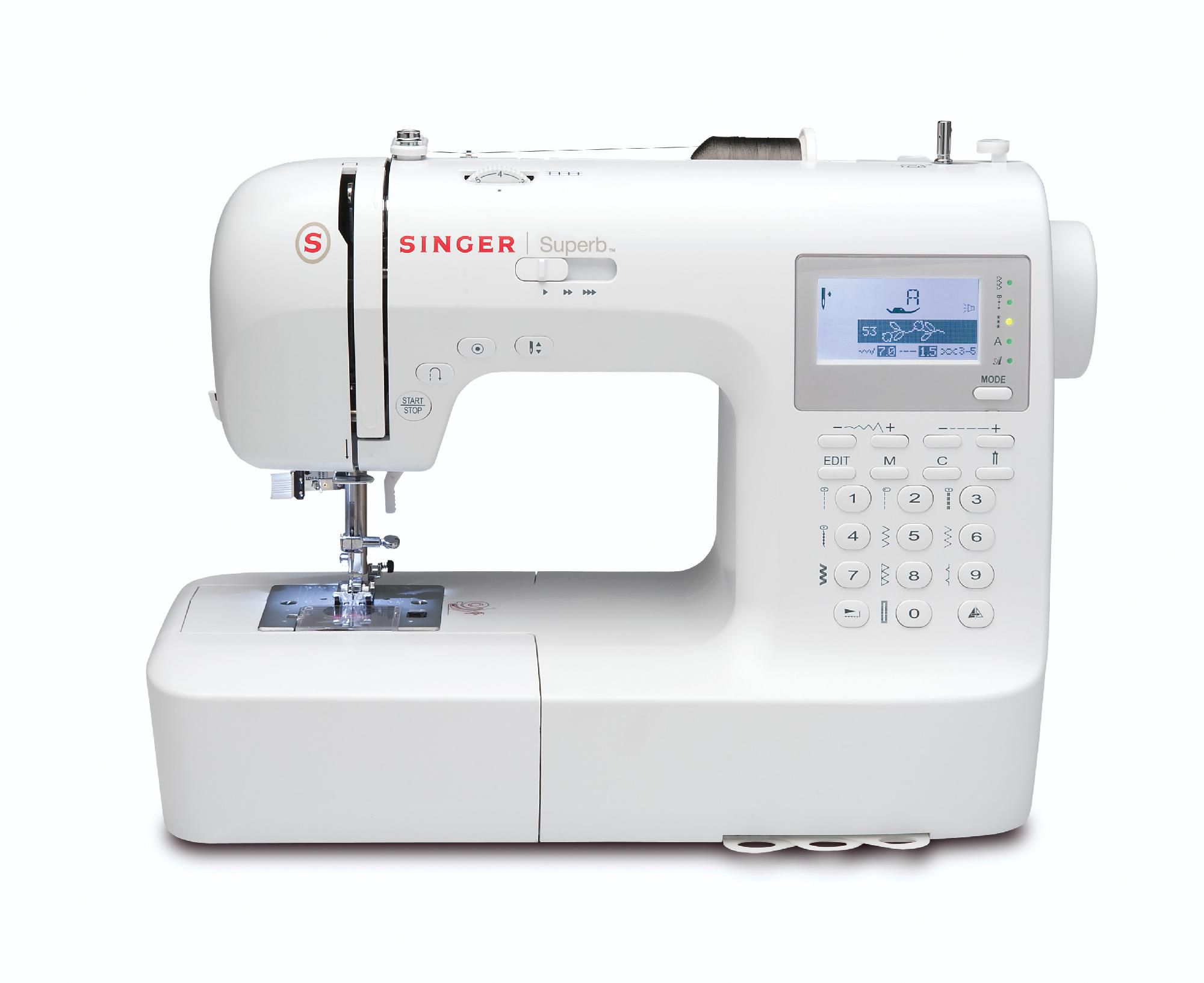 Superb Sewing Machine