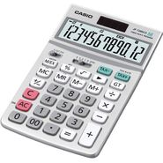 Casio ECO Desktop Solar Calculator With Tax Calculations - JF-120ECO-S-IH at Kmart.com