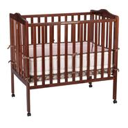 Delta Fold Away 3-in-1 Portable Crib, Cherry at Kmart.com
