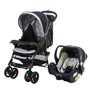 Dream On Me Family Collection Wanderer Travel System Stroller and Car Seat Navy at Sears.com