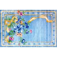 Supreme Flower Ribbon 39 x 58 inch Rug at Kmart.com