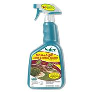 Safer Brand Moss and Algae Killer and Surface Cleaner, Ready-to-Use at Kmart.com