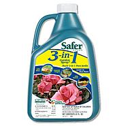 Safer Brand 3-in-1 Garden Spray - 32 oz. Concentrate at Kmart.com