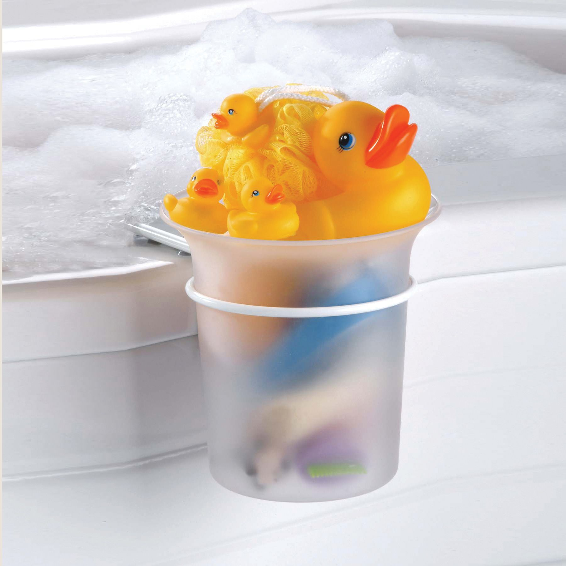 "Spa Kids ""Just Ducky"" Bath Bucket Set"