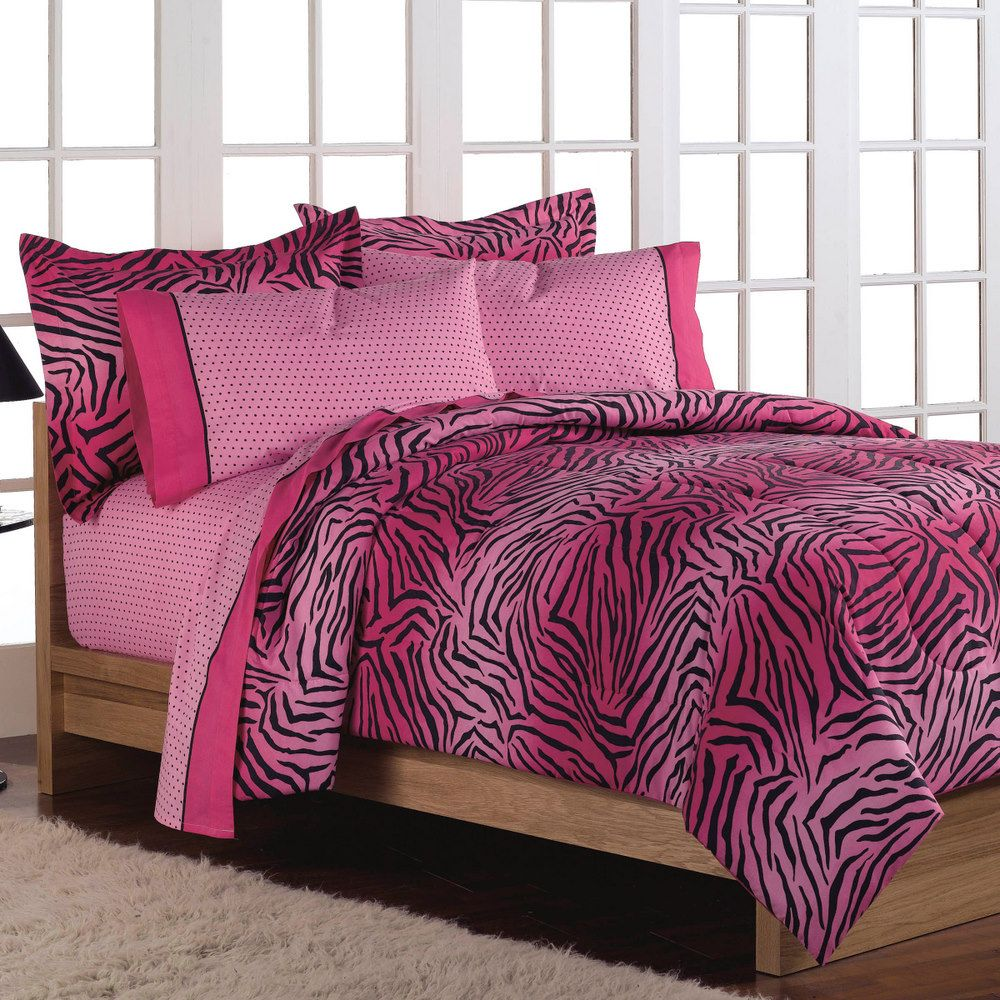 Wild One Full Mini Comforter Set