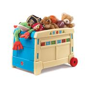 Step 2 Lift & Roll Toy Box at Sears.com
