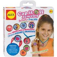 ALEX TOYS-Cap It Off Jewelry Kits-So Pretty at Kmart.com