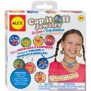 ALEX TOYS-Cap It Off Jewelry Kits-So Glam at Kmart.com