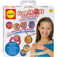 ALEX TOYS-Cap It Off Jewelry Kits-So Cool at Kmart.com