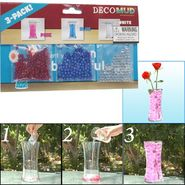 Trademark Deco Mud - 3 pk.-Pink, Blue, White - Plant Food & Decoration at Kmart.com