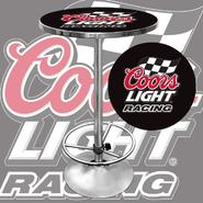 Trademark Coors Light Racing Pub Table at Kmart.com
