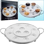 Godinger Two Tier Multi Purpose Serving Tray at Kmart.com