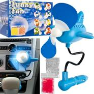 Trademark Tools 12 volt Auto Air Freshening Scent Fan - Airplane Shaped at Kmart.com