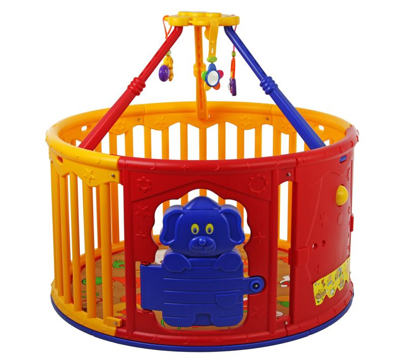 Dream On Me  Deluxe Circuliar Play Yard