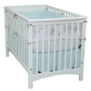 Child Craft London Euro Style Stationary Crib Matte White at Kmart.com