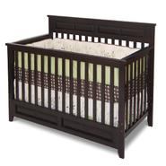 Child Craft Logan Lifetime Convertible Crib Jamocha at Kmart.com