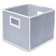 Badger Basket Blue Gingham Folding Storage Cube at Sears.com