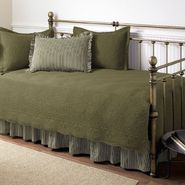 Stone Cottage Trellis Aloe 5-Piece Day Bed Set at Sears.com