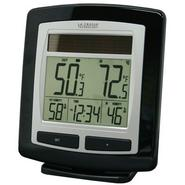 La Crosse Technology WS-6010U-IT Solar Powered Temperature Station with Solar Sensor at Kmart.com