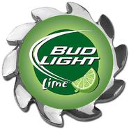 Bud Light Lime Spinner Card Cover - Silver at Kmart.com