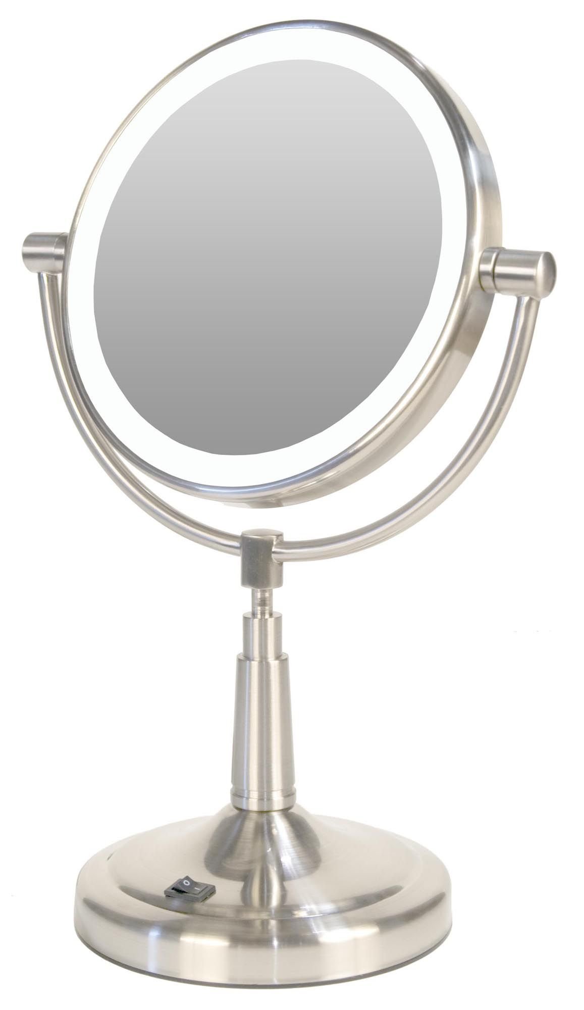 LED LIGHTED VANITY MIRROR                                                                                                        at mygofer.com
