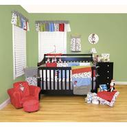 Bumkins Dr. Seuss Cat in the Hat 4pc Crib Set at Sears.com