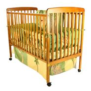 Dream On Me Bethany II, 2 in 1 Convertible Crib, Pecan at Sears.com