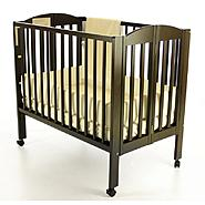 Dream On Me All-In_One Portable, Folding Crib, Playpen & Changing Station. Espresso at Kmart.com