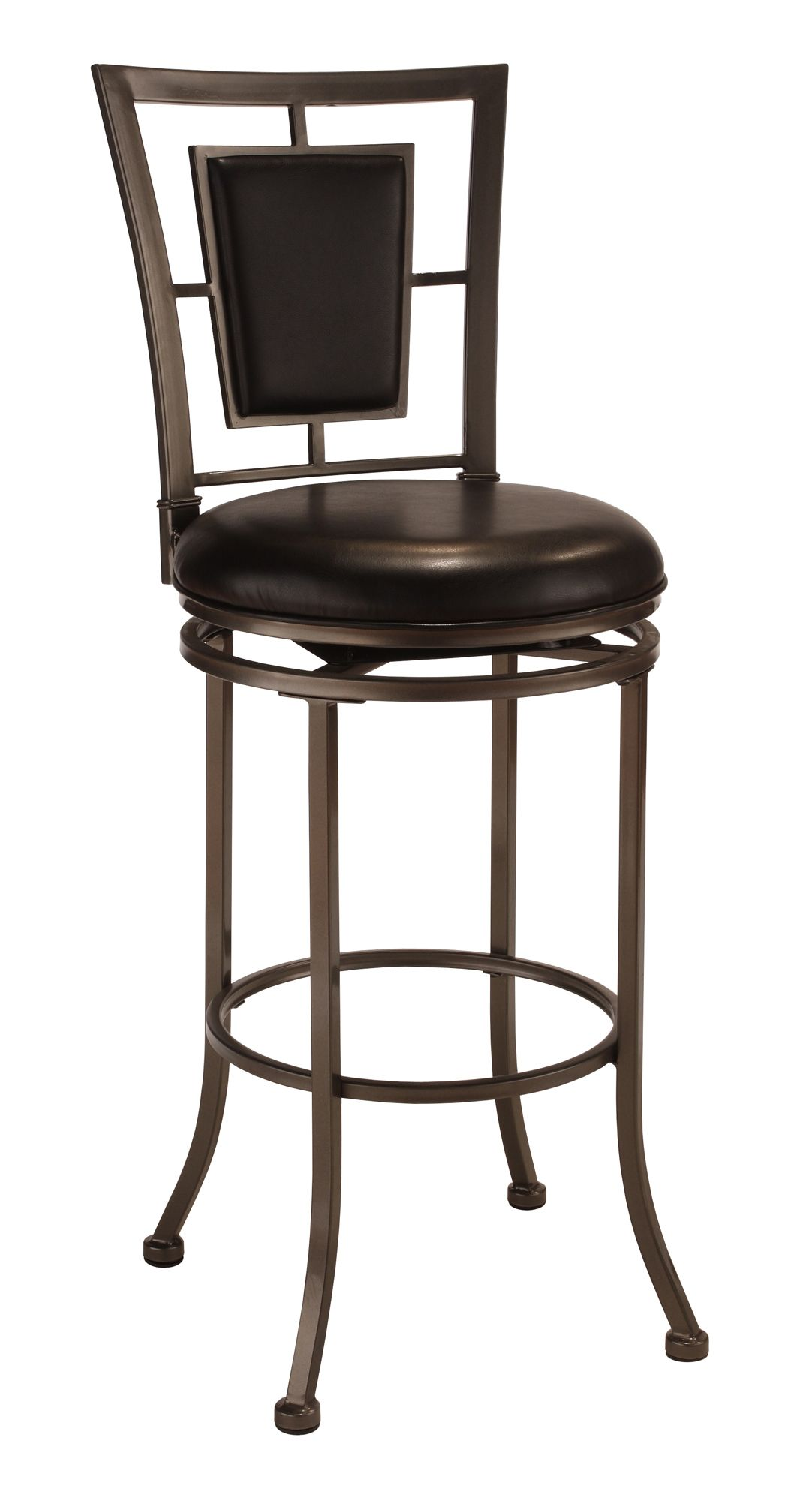 Hillsdale Hanover Swivel Counter Stool Home Furniture